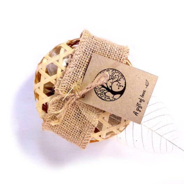 Bamboo Tea Giftset