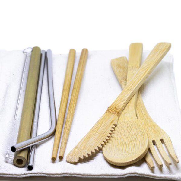 Eco Cutlery Set (Large Set)